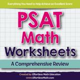 PSAT Math Worksheets