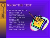 UPDATED--PSAT Testing Strategies and Practice (NEW test)
