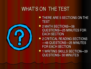 UPDATED***The NEW PSAT--What is it?  What to expect?