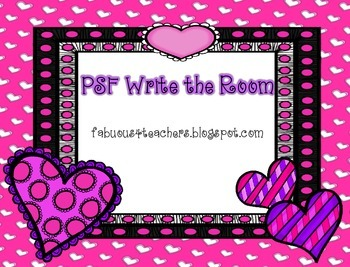 PSF Write the Room
