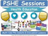 PSHE Course (20 Lessons) [Health Education]
