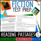 PSSA ELA Fiction Practice Test - Set 1