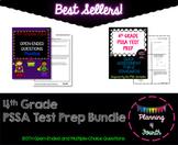 4th Grade PSSA Math Test Prep Bundle