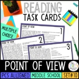PSSA Point of View Task Cards