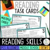 PSSA Reading Skills Task Cards