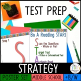 PSSA Reading Strategy and Poster