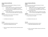 PSSA Sentence Fragments and Run-On Sentences