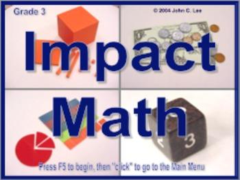 PSSA Test Prep - 3rd Grade Math Review Program / Grade 3