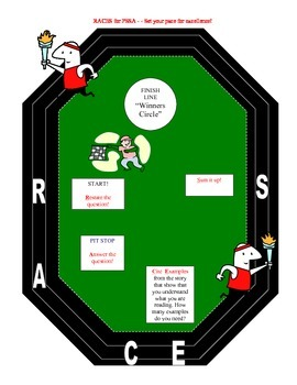 PSSA Test Prep Answering Questions Strategy