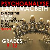PSYCHOANALYSIS OF LADY MACBETH - Character Study of Shakes