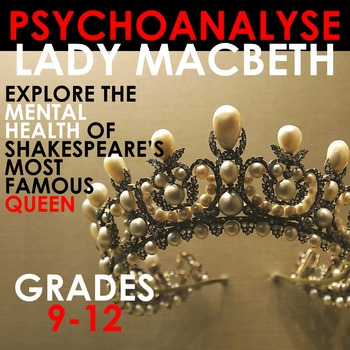 PSYCHOANALYSIS OF LADY MACBETH - Character Study of Shakes