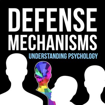 Psychology Defense Mechanisms Avoiding Stress