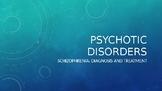 PSYCHOTIC DISORDERS - SCHIZOPHRENIA