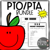 PTO / PTA Bundle {Get Organized} EDITABLE