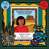 PUEBLO INDIANS of the SOUTHWEST: Full-Color AND Black & Wh