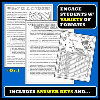 PUERTO RICO: Discovering Puerto Rico Activity Pack
