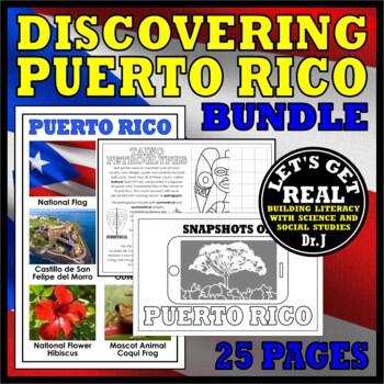 PUERTO RICO: Discovering Puerto Rico Bundle
