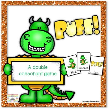 PUFF! - A Double Consonant Game