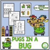 PUGS IN A BUG TODDLER BOOK UNIT