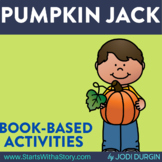 PUMPKIN JACK Activities and Read Aloud Lessons for Distanc
