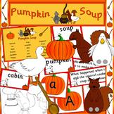 PUMPKIN SOUP book study- Helen Cooper