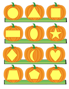 PUMPKINS Theme Activities for Preschool and Pre-K