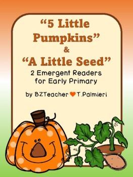 Pumpkins 2 emergent readers 5 little pumpkins and the for 5 little pumpkins coloring page