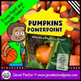 Pumpkins Activities ★ Pumpkins PowerPoint ★ Pumpkin Scienc