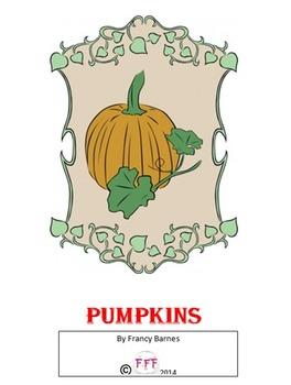 PUMPKINS- A LIFE CYCLE STUDY