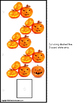 PUMPKINS – Counting To 20 with Data and IEP Goals for Spec