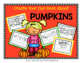 PUMPKINS {Write and Color Your Own Book}