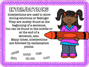 PUNCTUATION FOR EFFECT (L.4.3a) POWERPOINT and PRINTABLES