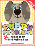 PUPPY PROBLEMS *Math 1-10*