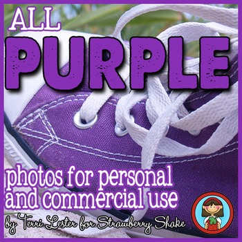 Photos Photographs PURPLE Color Personal and Commercial Use