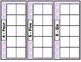 PURPLE Polkadot Forest Theme - 10 Ten Frame Set