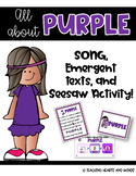 PURPLE Song