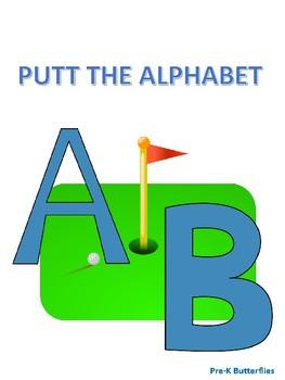 PUTT THE ALPHABET