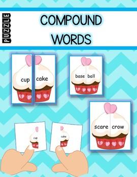 PUZZLE - COMPOUND WORDS