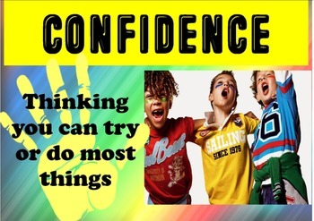 PYP ATTITUDES POSTERS FOR YOUNG LEARNERS