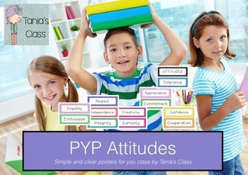 PYP Attitudes