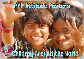 PYP Attitudes Poster Pack
