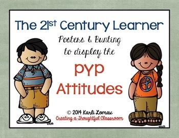 PYP Attitudes Poster Set
