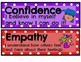 Bright & Colorful PYP Attitudes Posters
