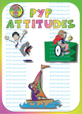 PYP Attitudes Printables