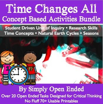 IB PYP Time Change Activities