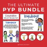 The Ultimate PYP Bundle • IB Decor • Learner Profile, Atti