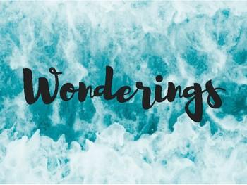 PYP Wonderings Poster IB