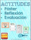 Actitudes: póster, reflexión y evaluación de las actitudes PYP IB