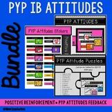 PYP IB Attitudes Poster, Puzzle and Sticker Bundle