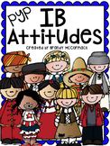 PYP IB Attitudes Posters & Pennant